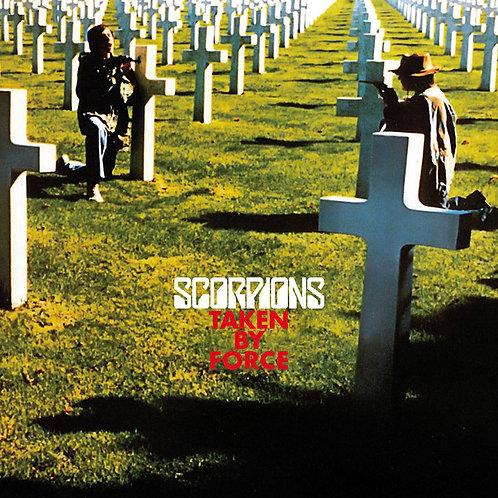 CD Scorpions - Taken By Force - Importado - Lacrado