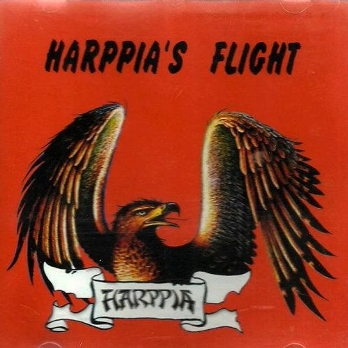 CD Harppia - Harppia's Flight - +Bônus - Lacrado