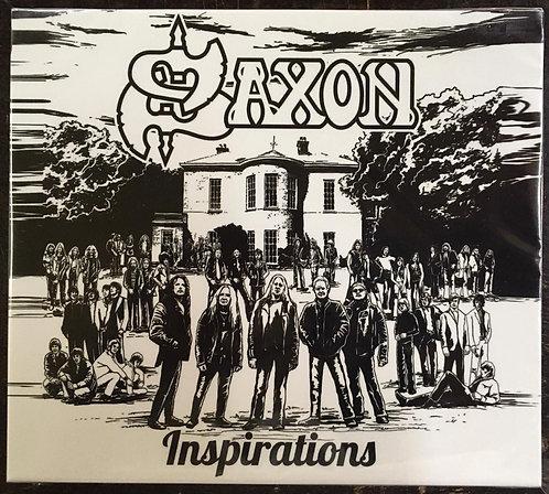 CD Saxon - Inspirations - Slipcase - Lacrado