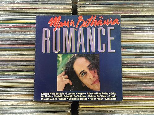 LP Maria Bethânia - Romance