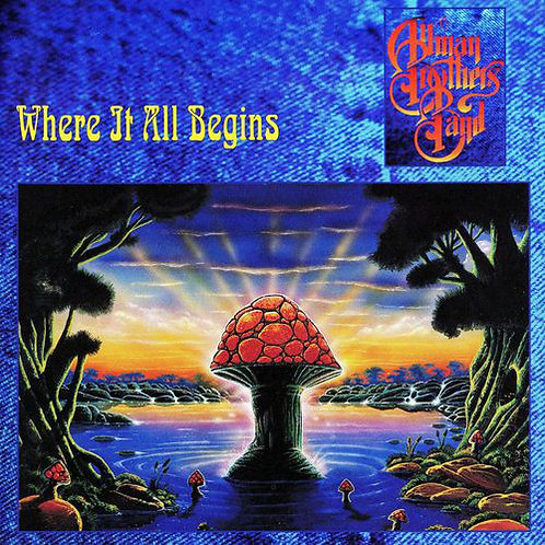 CD The Allman Brothers Band - Where It All Begins - Importado