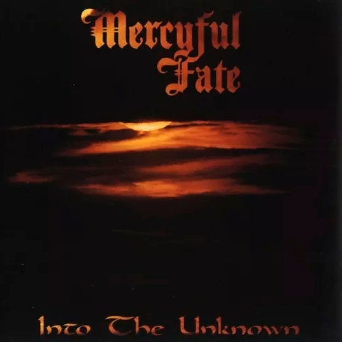 CD Mercyful Fate - Into The Unknown - Importado - Lacrado