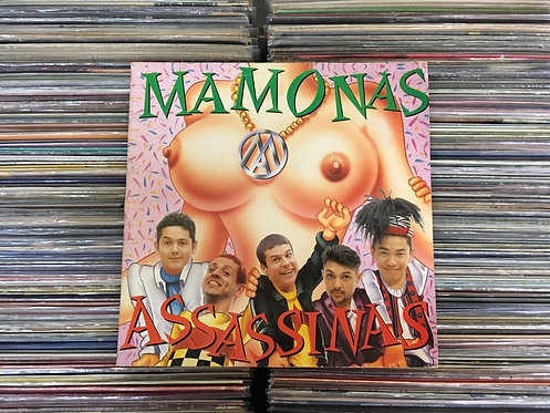 LP Mamonas Assassinas - 1995 - Com Encarte