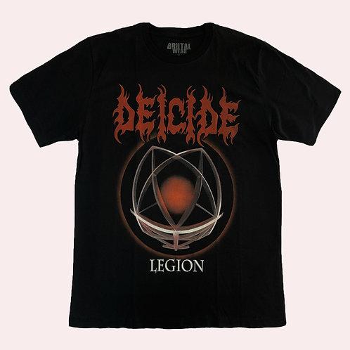 Camiseta Deicide - Legion - Brutal