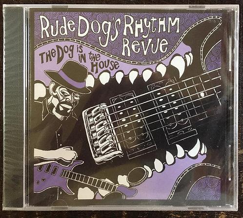 CD Rude Dog - The Dog Is In The House - Importado - Lacrado