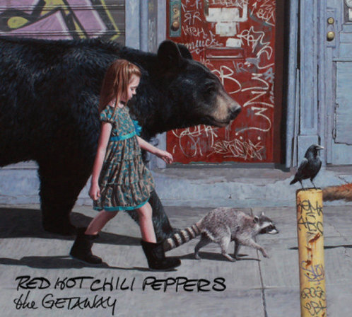 CD Red Hot Chili Peppers - The Getaway - Digipack - Lacrado