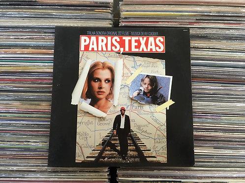 LP Ry Cooder - Trilha Sonora Original do Filme Paris, Texas