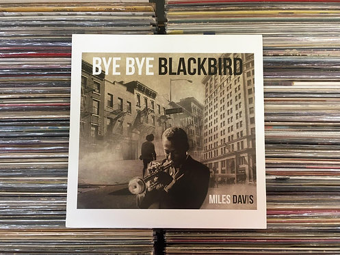 LP Miles Davis - Bye Bye Blackbird - Importado