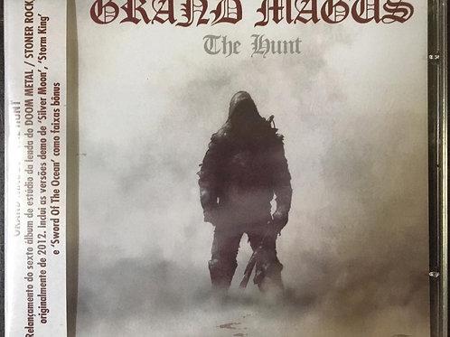 CD Grand Magus - The Hunt - +Bônus - Lacrado