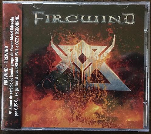CD Firewind - Firewind 2020 - Lacrado