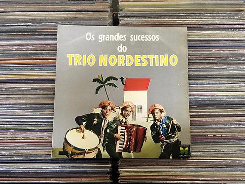 LP Trio Nordestino - Os Grandes Sucessos De Trio Nordestino