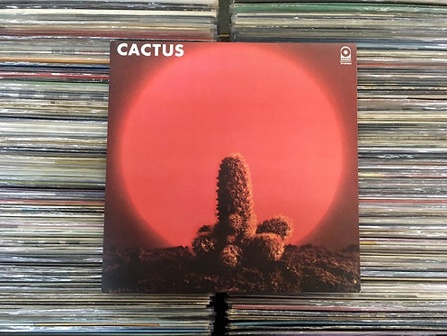LP Cactus - Cactus 1970 / 2016 - Importado