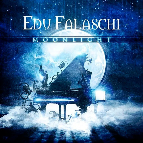 CD Edu Falaschi - Moonlight - Lacrado