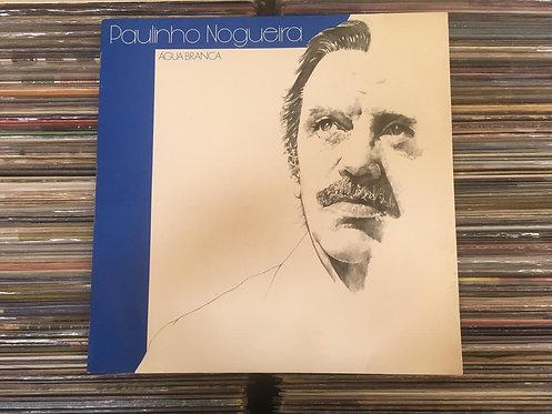 LP Paulinho Nogueira - Água Branca - Com Encarte