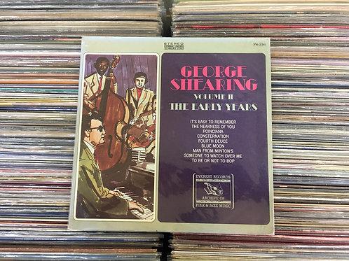 LP George Shearing - Volume II The Early Years - Importado