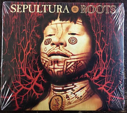 CD Sepultura - Roots - Duplo - Digipack - Lacrado