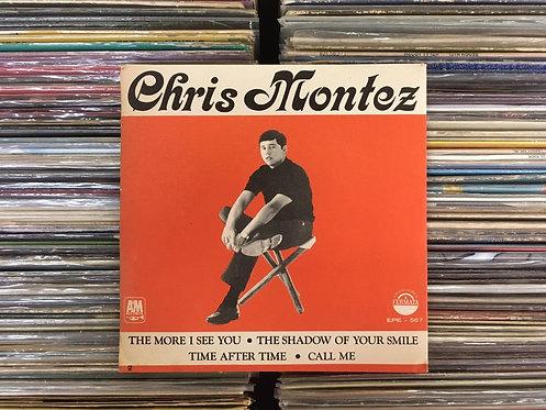 Compacto Chris Montez - The More I See You