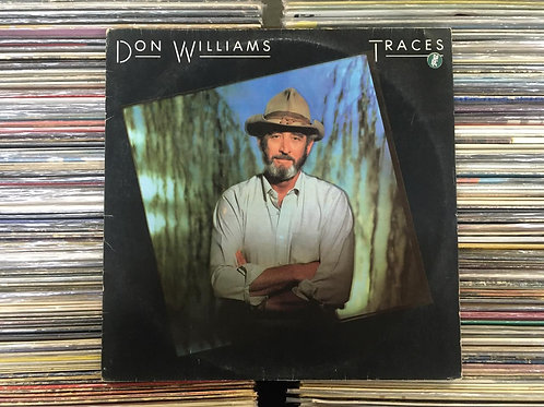 LP Don Williams - Traces