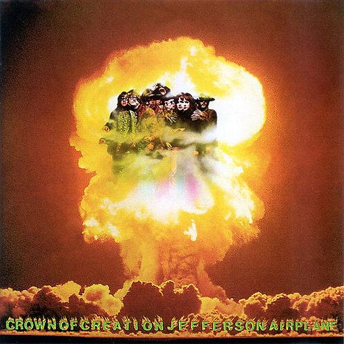 CD Jefferson Airplane - Crown Of Creation - Importado +Bônus
