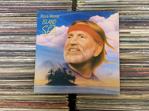 LP Willie Nelson - Island In The Sea