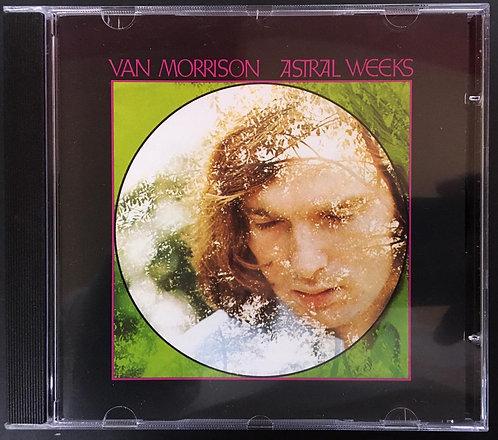 CD Van Morrison - Astral Weeks - Importado