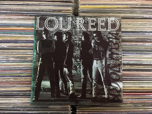 LP Lou Reed - New York