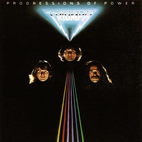 CD Triumph - Progressions Of Power - Lacrado