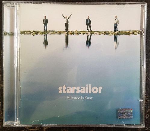 CD Starsailor - Silence Is Easy