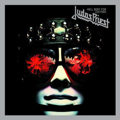 CD Judas Priest - Hell Bent For Leather - Importado - +Bônus - Lacrado