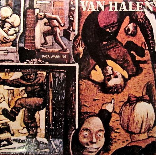 CD Van Halen - Fair Warning - Lacrado