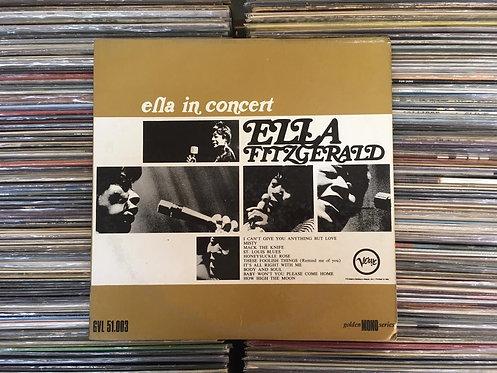 LP Ella Fitzgerald - Ella In Concert - Importado