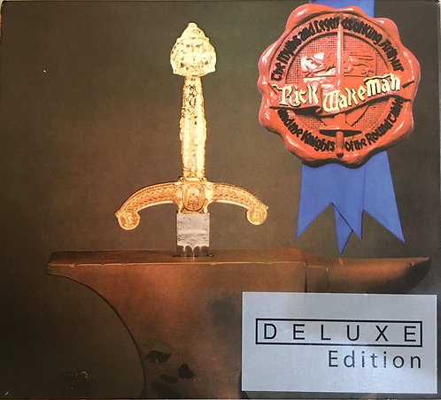 CD + DVD Rick Wakeman - The Myths And Legends Of King Arthur... - Imp (Seminovo)
