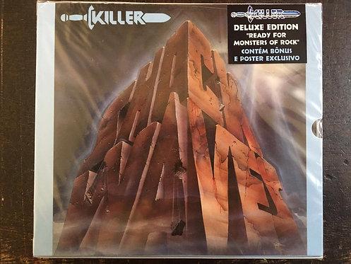 CD Killer - Shock Waves - +Bônus / Slipcase - Lacrado