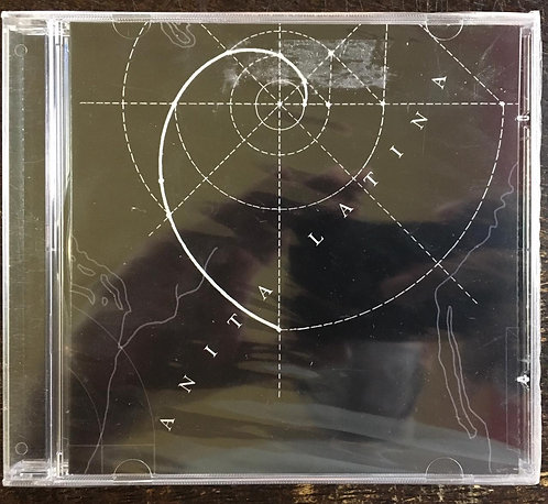 CD Anita Latina - Anita Latina - 2016 - Lacrado