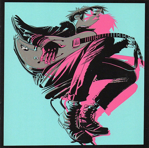 CD Gorillaz - The Now Now - Lacrado