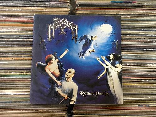 LP Messiah - Rotten Perish - Com Encarte