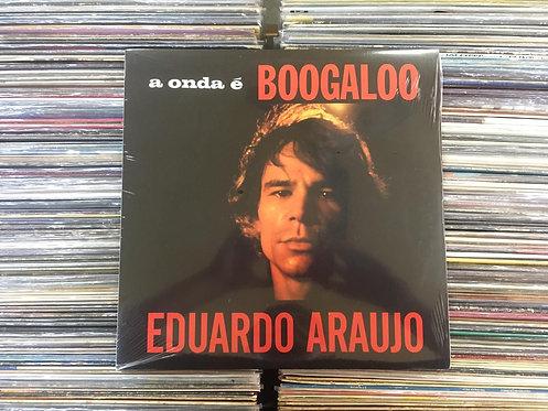 LP Eduardo Araujo - A Onda É Boogaloo - Lacrado