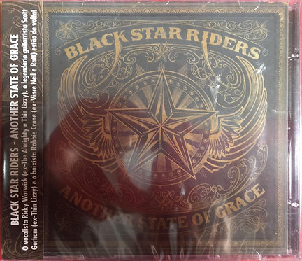 CD Black Star Riders - Another State Of Grace - +Bônus - Lacrado