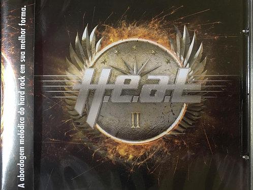 CD H.E.A.T - II - Lacrado