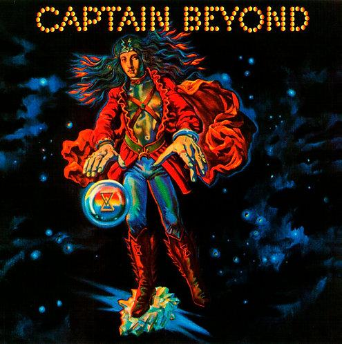 CD Captain Beyond - Captain Beyond 1972 - Importado - Lacrado
