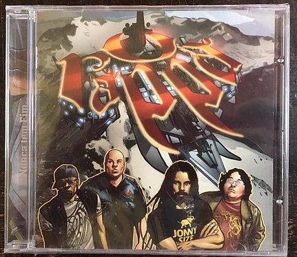 CD O Rappa - Nunca Tem Fim... - Lacrado