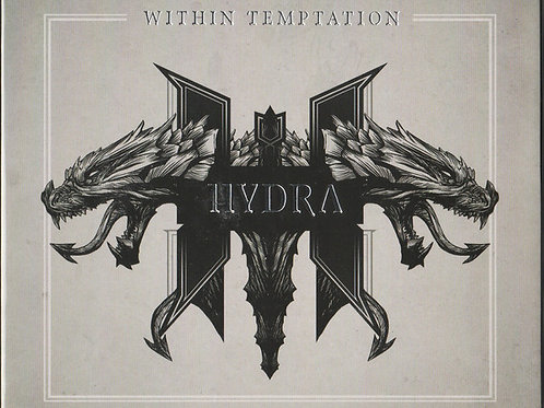 CD Duplo Within Temptation - Hydra - Digipack - Lacrado