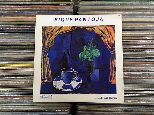 LP Rique Pantoja - Rique Pantoja 1986