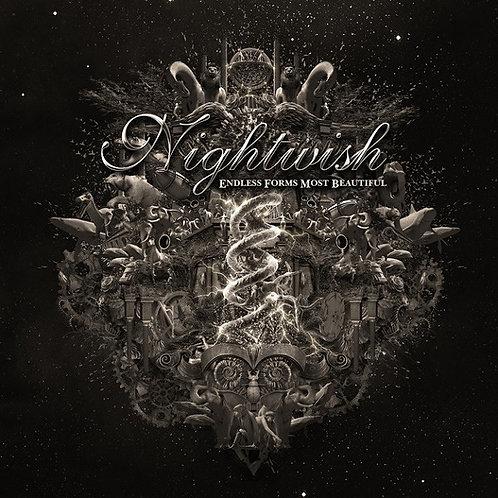 CD Nightwish - Endless Forms Most Beautiful - Lacrado