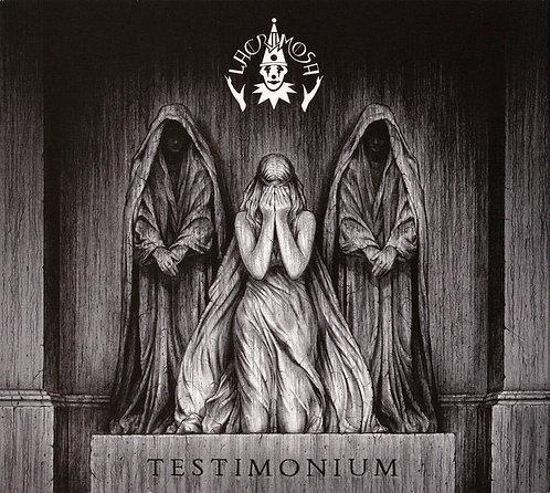 CD Lacrimosa - Testimonium - Lacrado