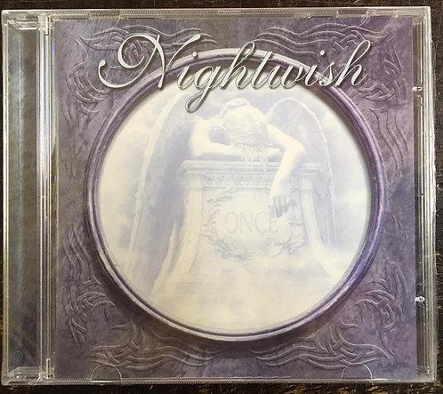 CD Nightwish - Once - Lacrado - + Bônus
