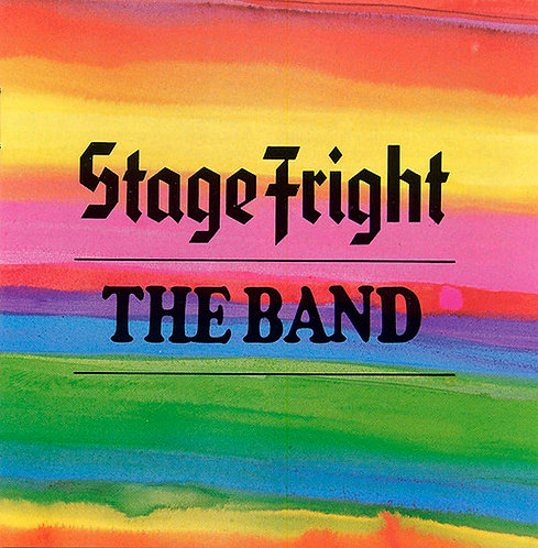 CD The Band - Stage Fright - Importado (Seminovo)