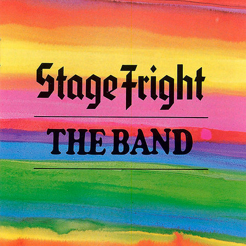 CD The Band - Stage Fright - Importado (Seminovo)