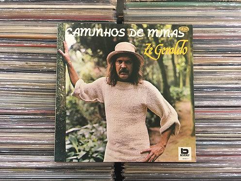 LP Zé Geraldo - Caminhos De Minas