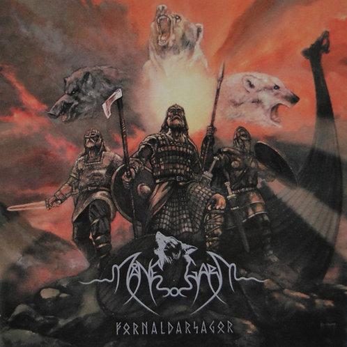 CD Månegarm - Fornaldarsagor - Lacrado